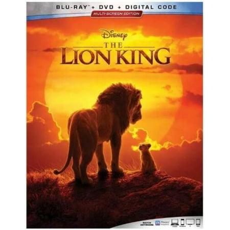 The Lion King 2019 Blu Ray Dvd Digital Copy