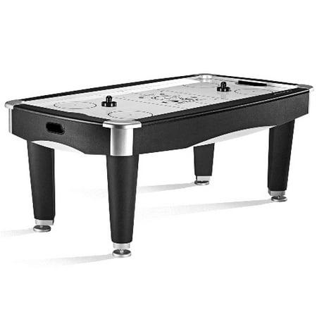 Brunswick Foot Air Hockey Table Shutout Includes Hockey Table - Brunswick 7 foot pool table