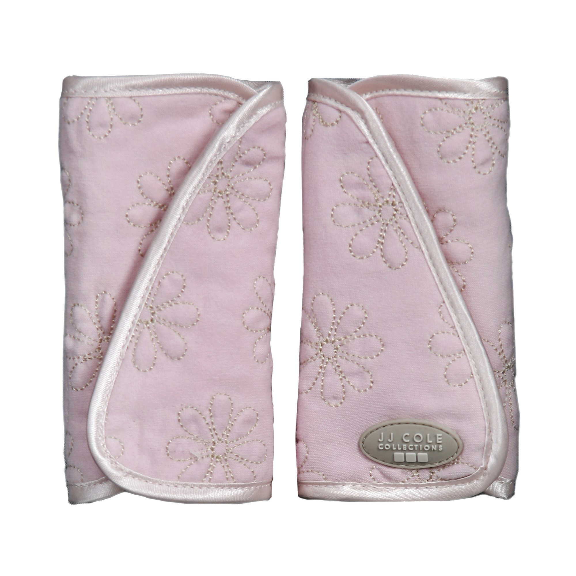 JJ COLE Strap Covers - Pink