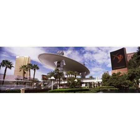 Hotels In A City Trump Hotel Las Vegas Wynn Las Vegas The Strip Las Vegas Nevada Usa Poster Print