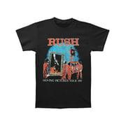 Rush Men's  Moving Pictures T-shirt Black