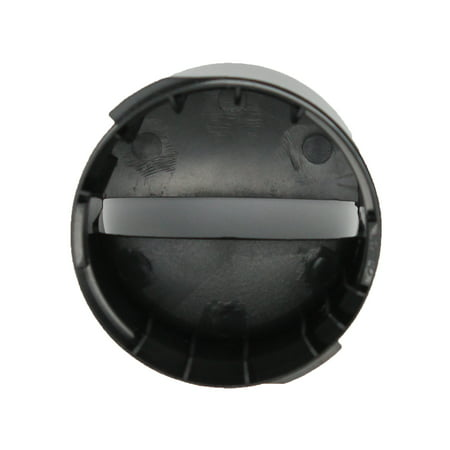 2260502B Refrigerator Water Filter Cap Replacement for Maytag MSD2574VEW10 Refrigerator - Compatible with WP2260518B Black Water Filter Cap - UpStart Components Brand - image 2 of 4