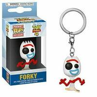 FunKo POP! Keychain, Toy Story 4 Forky
