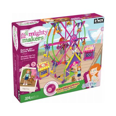 Knex Limited Partnership Group 43734 Ferris Wheel Building Set
