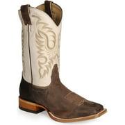 Nocona Men's Legacy Series Vintage Cowboy Boot Square Toe - Md2735