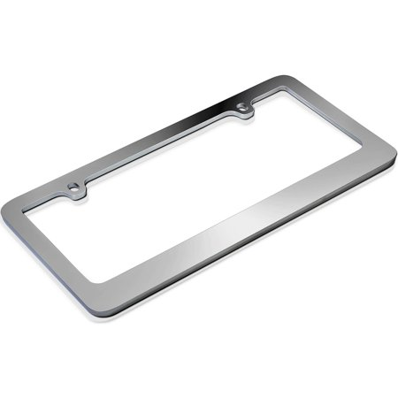 Lpr License Plate (OxGord Heavy Duty Metal License Plate Frame, 1)
