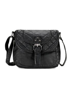 Product Image Scarleton Trendy Quilted Accent Crossbody Bag H1985 6930700c77