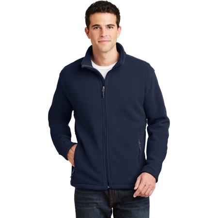 Port Authority® Value Fleece Jacket. F217 True Navy S - image 1 de 1