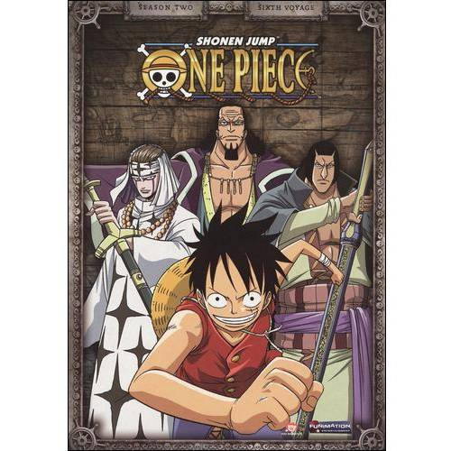 One Piece: Season Two - Sixth Voyage (Uncut/Unedited)