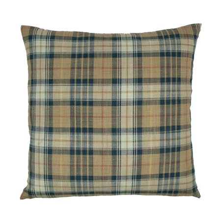 Pacific Coast Home Furnishings, Inc. Sherry Kline Tartan 20-inch Decorative Pillow -