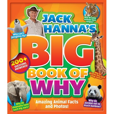 Halloween Jack Book (Jack Hanna's Big Book of Why : Amazing Animal Facts and)