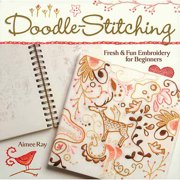 Lark Books, Doodle Stitching Fresh and Fun