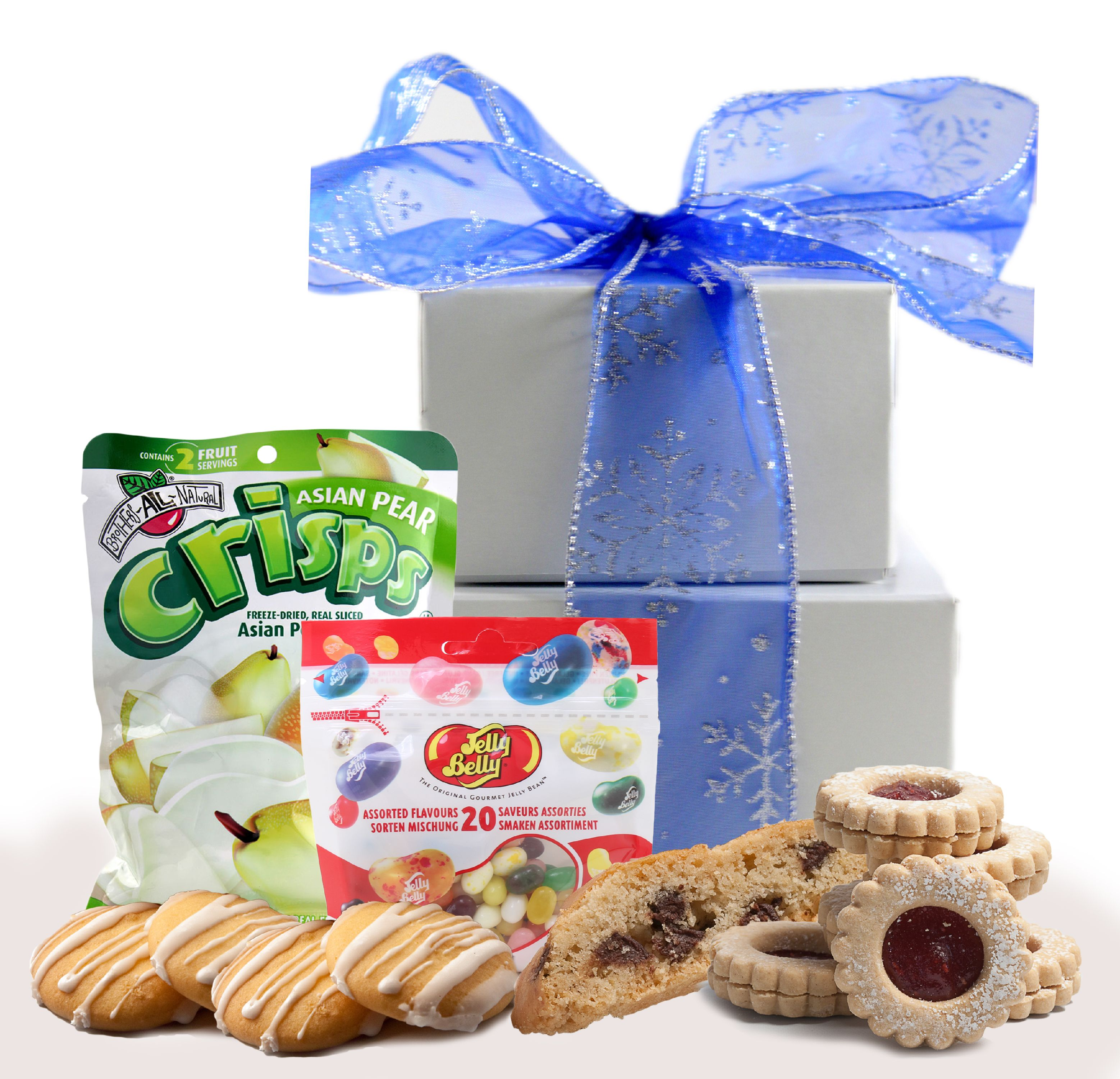 Gluten Free Palace Seasons Greetings! Gluten Free Small Gift Tower, 1.5 Lb.