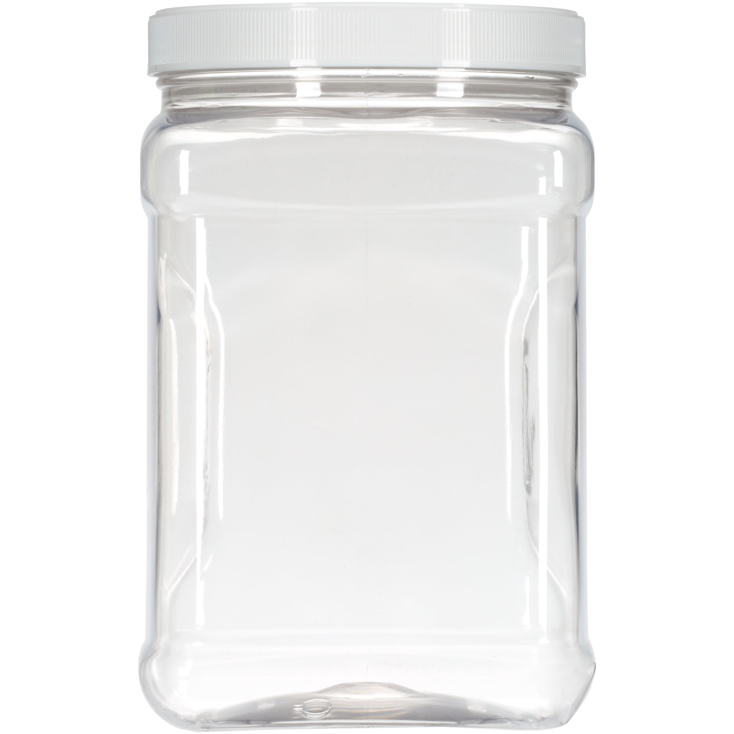 Attrayant Rubbermaid Square Food Storage Canister, 2 Qt., Clear   Walmart.com