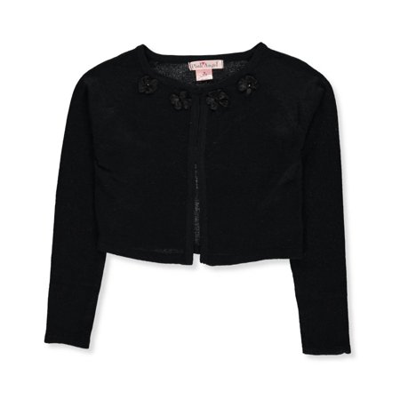 Big Girls' Shrug - Girls Velvet Shrug