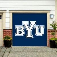 BYU Cougars 7' x 8' Single Garage Door Decor - No Size