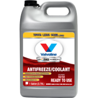 ValvolineZerexAsian RED Vehicle Antifreeze / Coolant - 1 Gallon