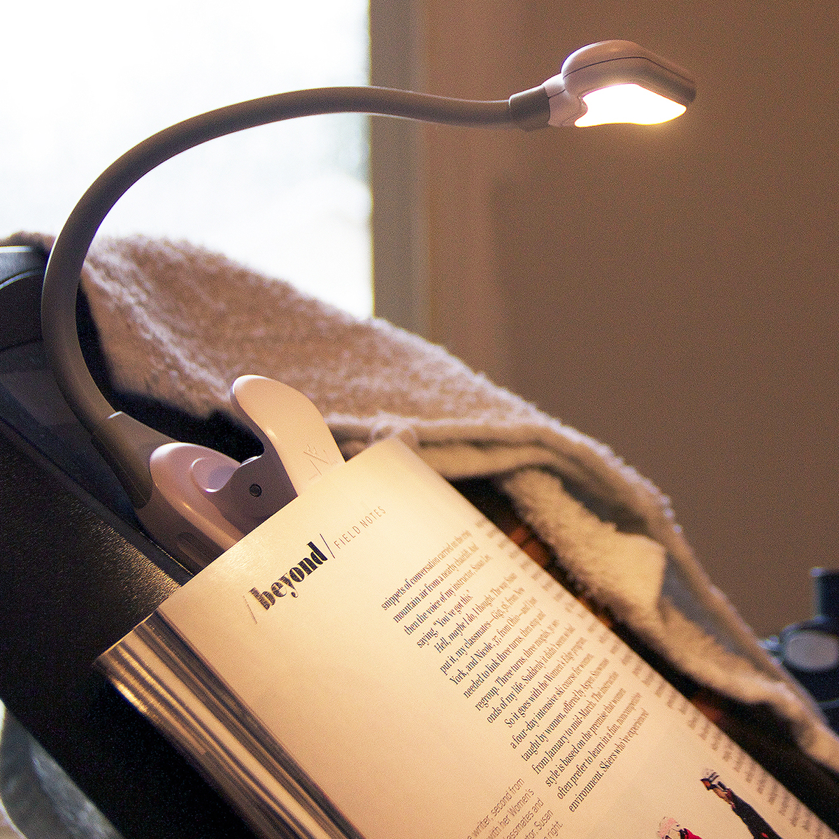 Mighty Bright NuFlex LED Book Light-White by