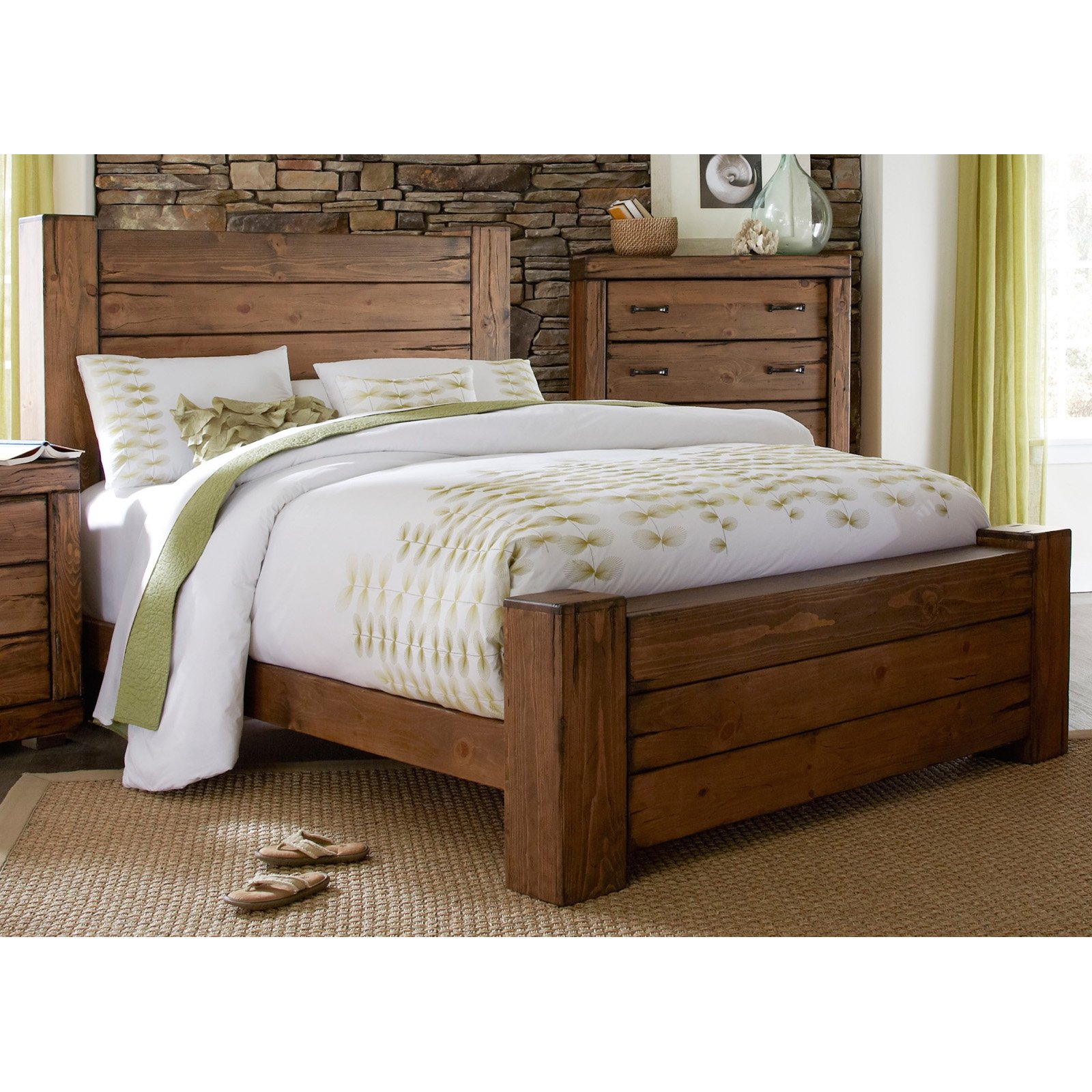 sets bedroom inspiration furniture panel grove color fashionable grayton set driftwood uk