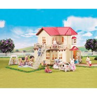 Calico Critters Luxury Townhome Playset