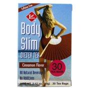 Uncle Lee's Tea - Body Slim Dieter Tea Cinnamon Flavor - 30 Tea Bags