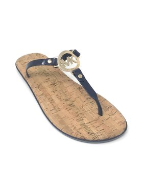 719a2ee97e4 Product Image Michael Kors MK Charm Jelly PVC Flip Flop Sandal