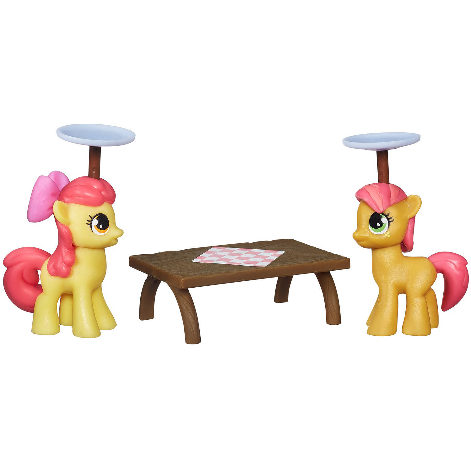 My Little Pony Friendship is Magic Collection Apple Bloom and Sweetie Babs Figure Pack by Generic