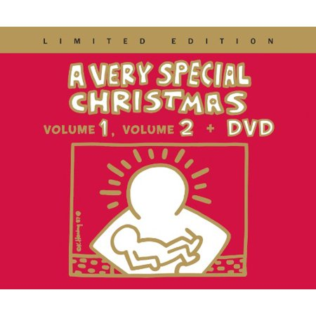 Very Special Christmas 1 & 2 / Various (CD) ()