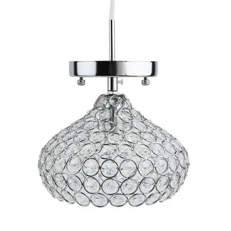 (Wine Glass Shape Chandelier For Living Room Crystal Ceiling Light Pendant Lamp)