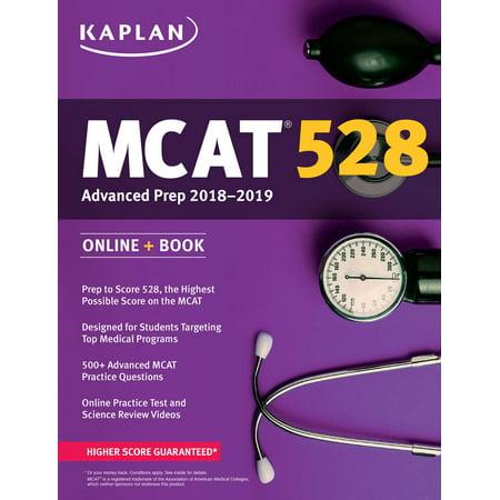 Mcat 528 Advanced Prep 2018 2019   Online   Book