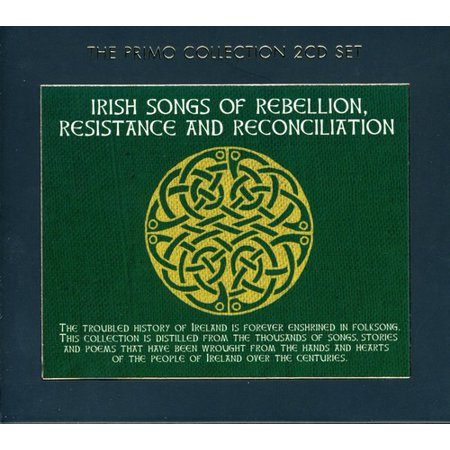 Irish Songs Of Rebellion Resistance & Reconciliaton - Halloween Marching Band Songs