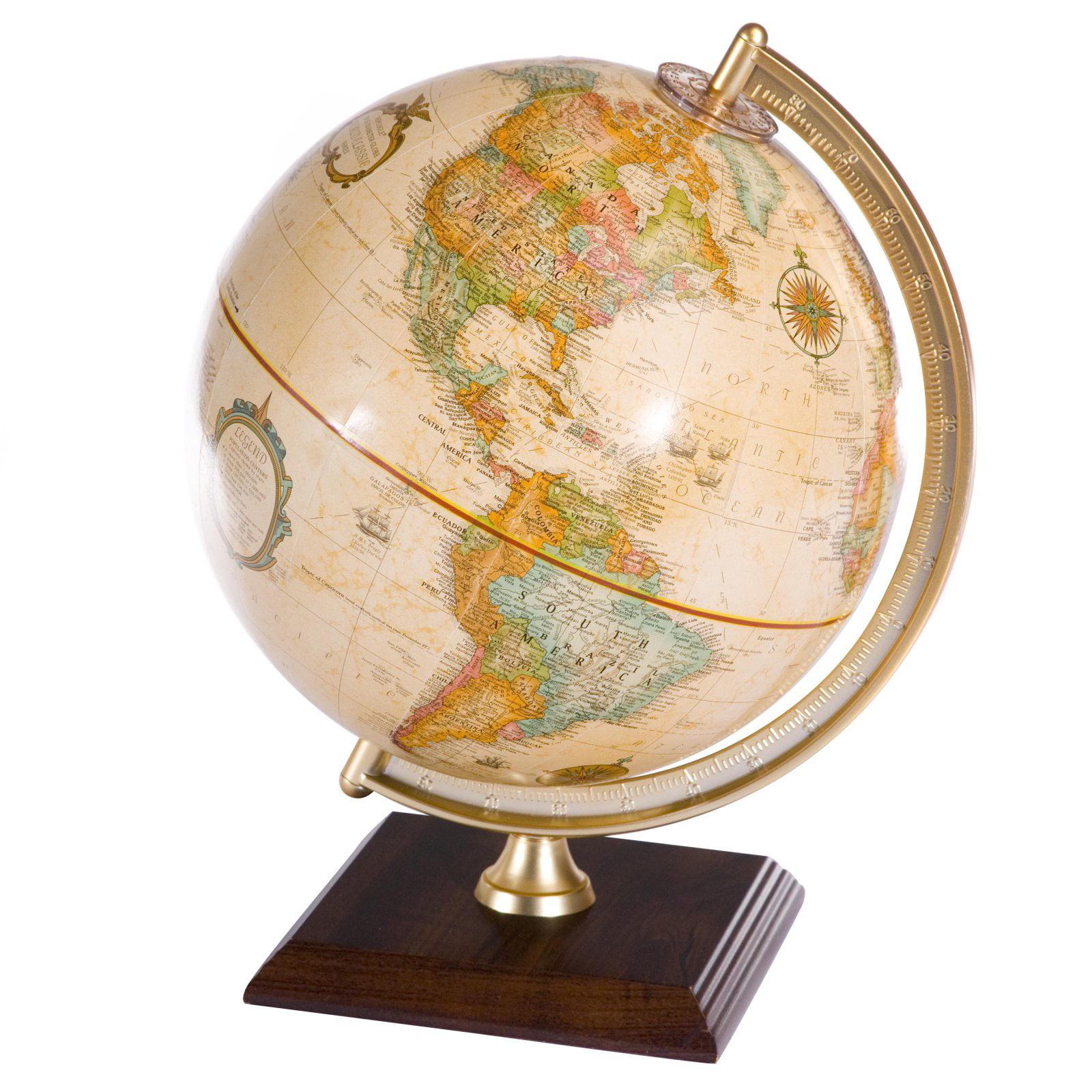 Replogle Forester 9-inch Diam. Tabletop Globe