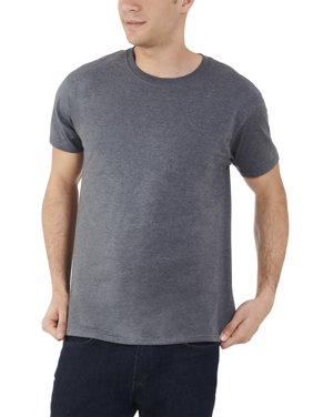 cf7864566 Product Image Men's Dual Defense UPF Crew T Shirt, Available up to sizes 4X