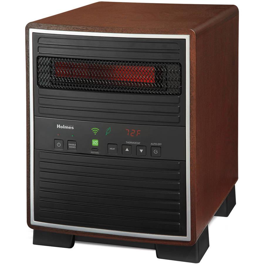 Holmes Medium Console Smart Heater enabled by WeMo, HRH6404WE-NM