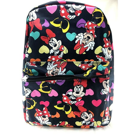 Disney Minnie Mouse Black Allover Print 16