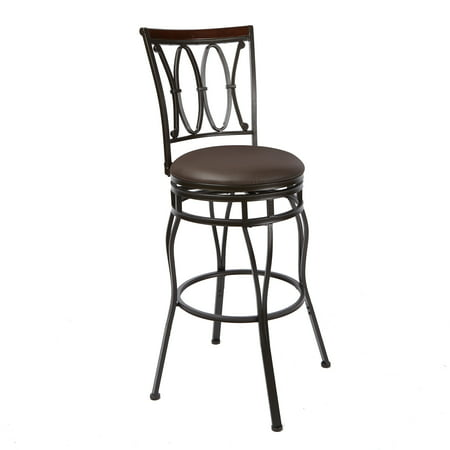 Better Homes & Gardens Adjustable Barstool, Oil Rubbed Bronze