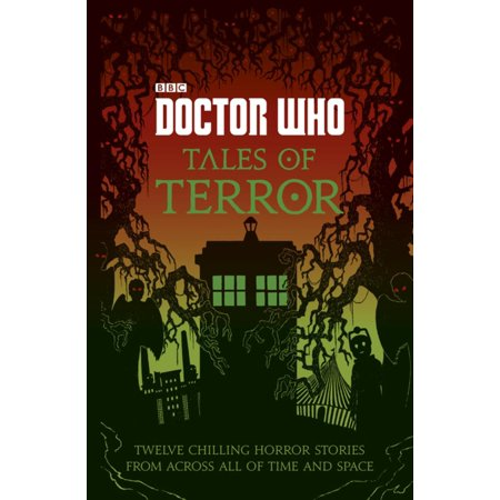 Doctor Who: Tales of Terror - eBook](Halloween 30 Years Of Terror Comic Book)