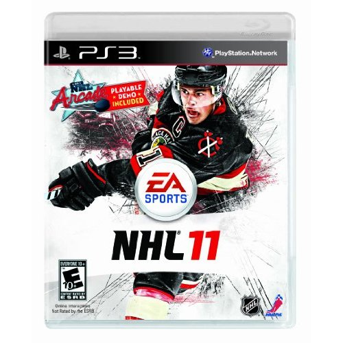 Refurbished NHL 11 For PlayStation 3 PS3 Hockey
