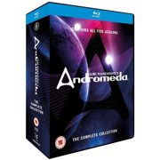 Gene Roddenberry's Andromeda: The Complete Collection (Blu-ray)