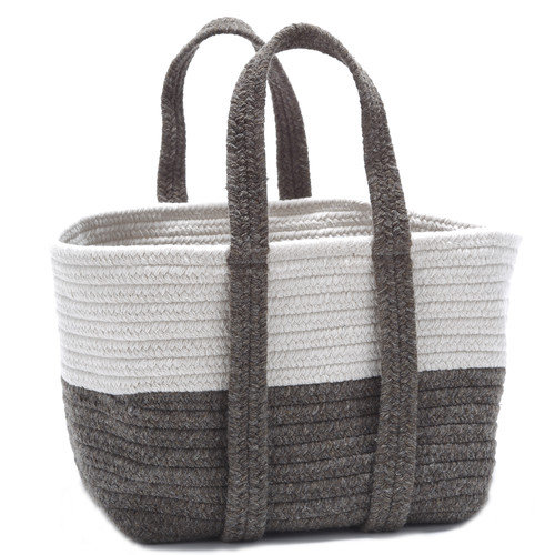 Colonial Mills Farmhouse Square Basket