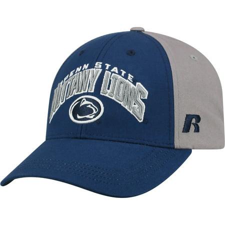 - Men's Navy/Gray Penn State Nittany Lions Tastic Adjustable Hat - OSFA