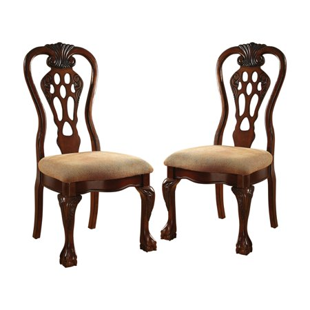 Furniture of America Marcelo Formal Dining Chair - Set of