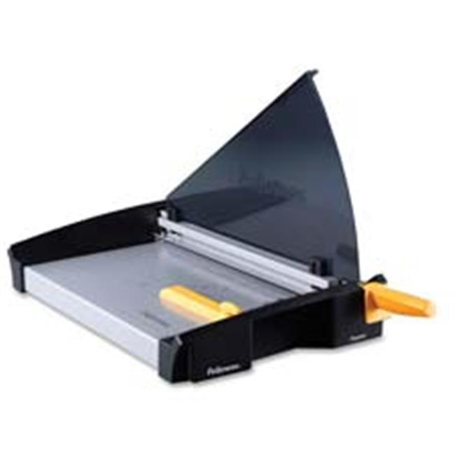 Fellowes Mfg.  Co.  FEL5411102 Heavy-Duty Paper Cutter- 18inch- Self-Sharpening- Foldable