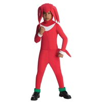 Knuckles Sonic the Hedgehog Costume for Kids