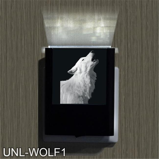 Uniqia UNLG0048 Night Light - Wolf 1 Laser - image 1 of 1