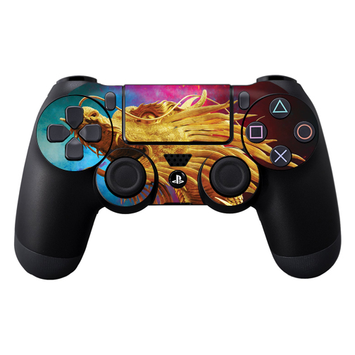 MightySkins Protective Vinyl Skin Decal for Sony PlayStation DualShock PS4 Controller Case wrap cover sticker skins Dream Catcher