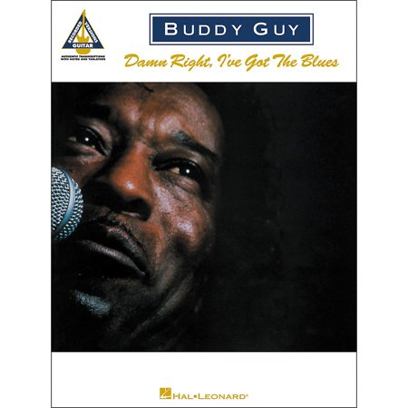 Hal Leonard Buddy Guy - Damn Right, I