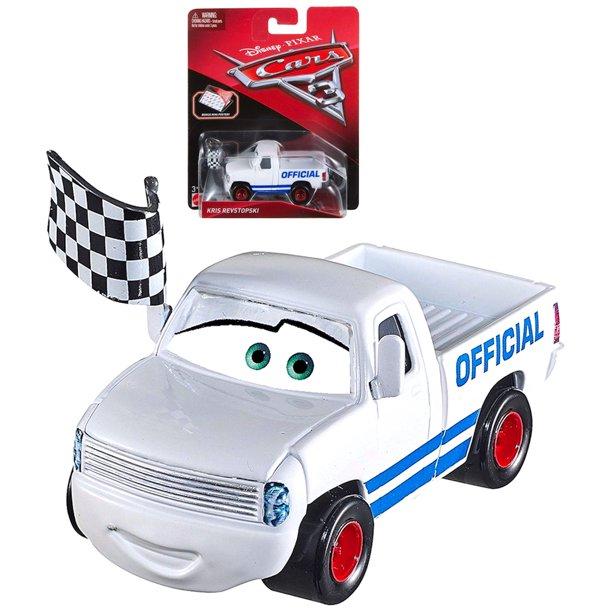 Kris Revstopski Cars 3 Diecast 1 55 Scale Walmart Com Walmart Com