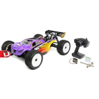 Losi 04011 1:8 8IGHT-T Nitro Ready-to-Run 4WD Truggy