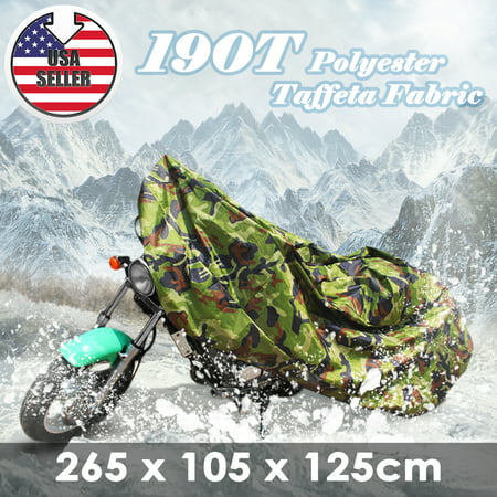 XXL Motorcycle Cover For Harley Davidson Electra Street Tour Glide Road